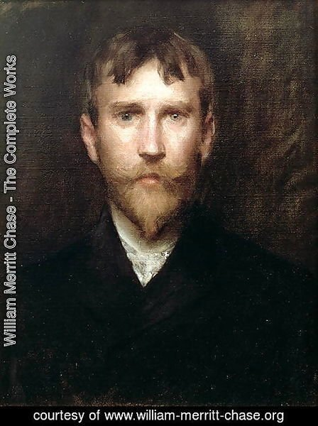 William Merritt Chase - Robert Blum, 1888