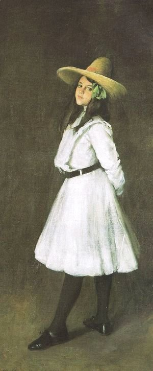 William Merritt Chase - Dorothy, 1902