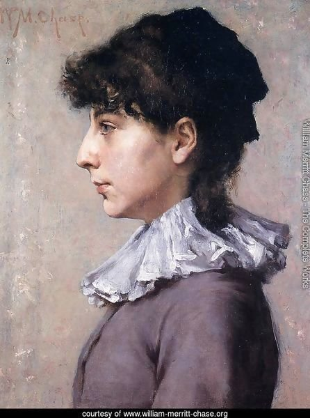 Portrait of Virginia Gerson