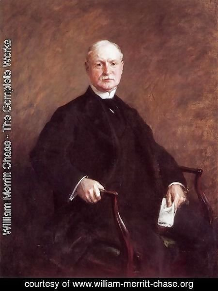 William Merritt Chase - G. Colesberry Purves, Esq.