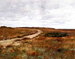 William Merritt Chase - Shinnecock Hills IV