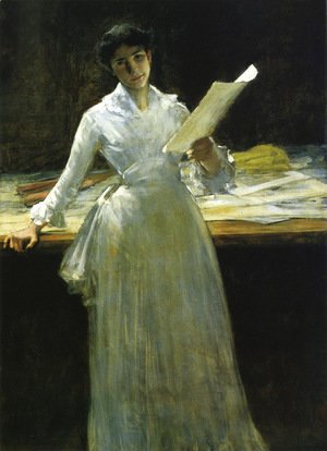 William Merritt Chase - Memories