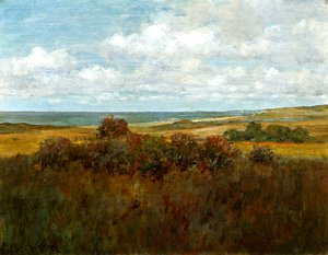 William Merritt Chase - Shinnecock Landscape IV