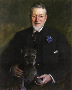 William Merritt Chase - Mr. Francis Guerin Lloyd
