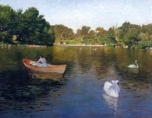 On the Lake, Central Park