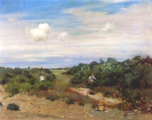 William Merritt Chase - Shinnecock Hills, Long Island 2