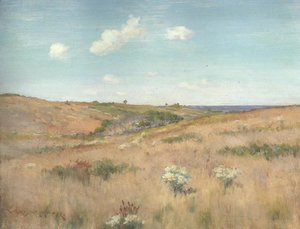 William Merritt Chase - Shinnecock Hills Long Island 1900