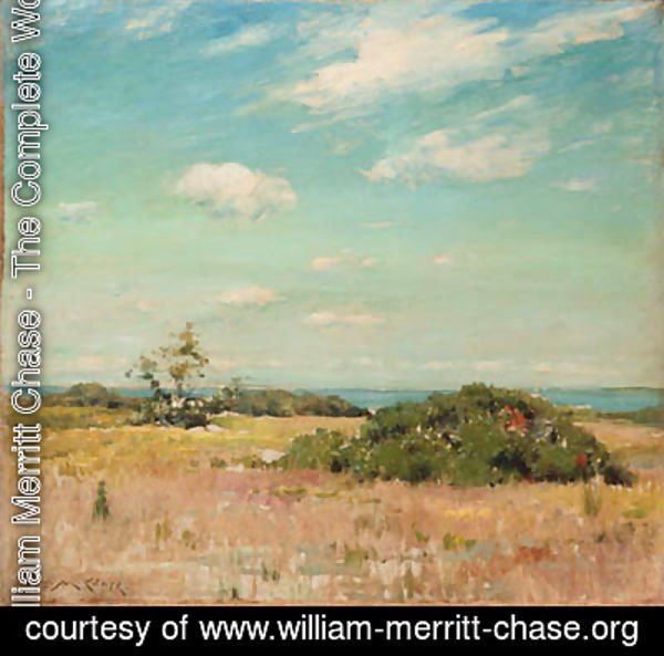 William Merritt Chase - Chase, William Merritt