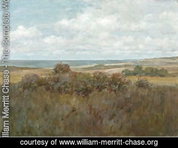 William Merritt Chase - Shinnecock Landscape 3