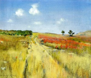 William Merritt Chase - Shinnecock Hills 3