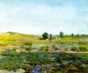 William Merritt Chase - Shinnecock Hills, Summer
