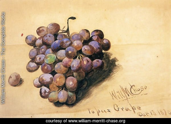 Topaz Grapes