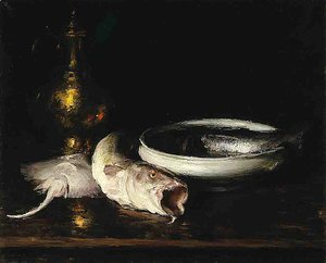 William Merritt Chase - Still-Life 2