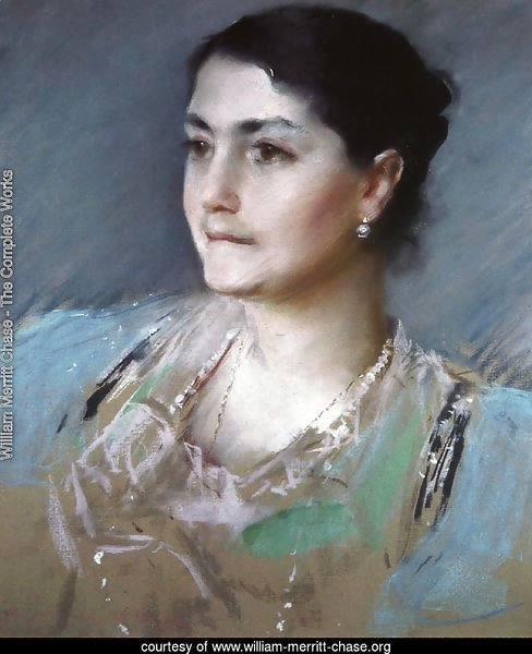 Portrait of Mrs. William Chase