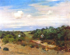 William Merritt Chase - Shinnecock Hills, Long Island 3
