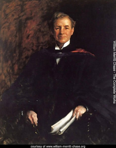 Portrait of President William Waugh Smith