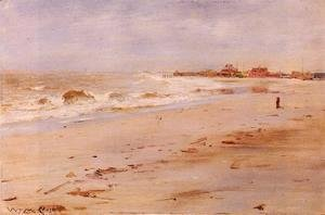 William Merritt Chase - Coastal View