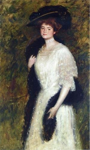 William Merritt Chase - Ms  Helen Dixon