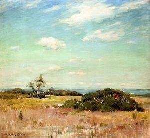 William Merritt Chase - Shinnecock Hills  Long Island