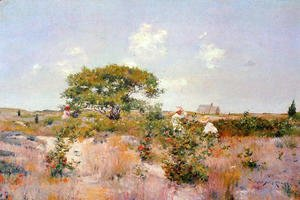 William Merritt Chase - Shinnecock Landscape